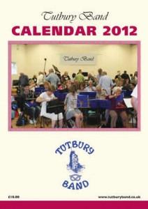 Tutbury Band Calendar 2012